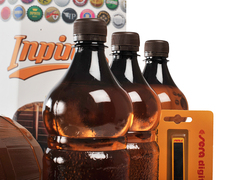 Домашняя мини-пивоварня Inpinto Premium, фото 4