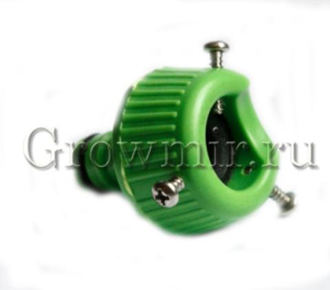 Коннектор для быстросъемного крепления на кран