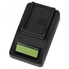 Зарядное LCD устройство Allytec для Canon LP-E6