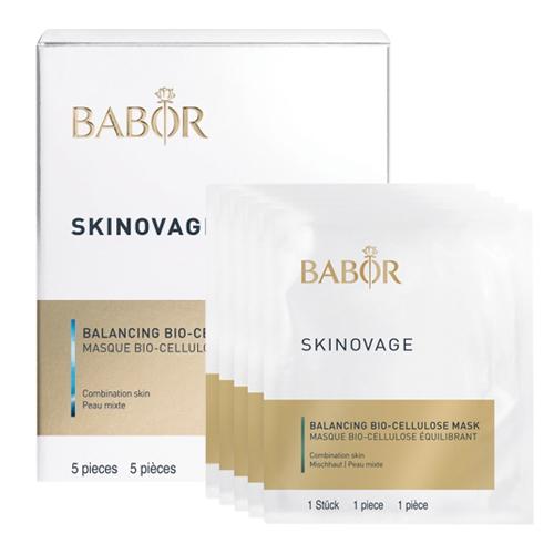 Маска тканевая Babor Skinovage Balancing Cellulose Mask 1шт