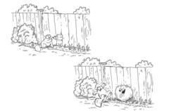 Кот Саймона. Собачий ответ