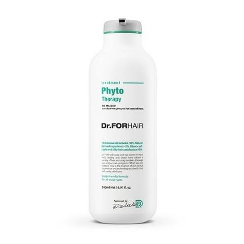 Маска-кондиционер для ослабленных волос и чувствительной кожи головы, 300 мл / Dr. ForHair Phyto Therapy Treatment