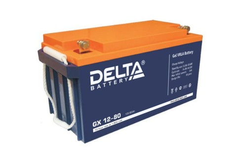 Аккумулятор тяговый DELTA GX 12-80 Xpert
