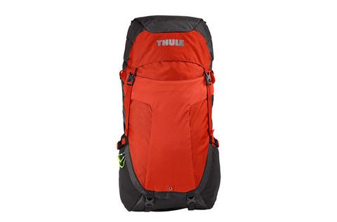 Картинка рюкзак туристический Thule Capstone 50L Тёмно-Серый/Оранжевый - 2