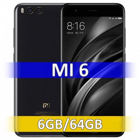 Xiaomi Mi 6 (6-64Gb) Black