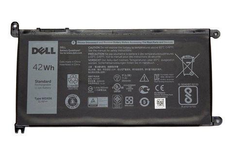Аккумулятор для Dell 15-5568, 14-5000, 14-5468, (WDX0R), 3500mAh, 11.4V, ORG