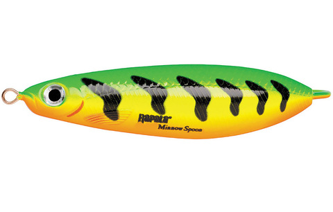 Незацепляйка RAPALA Minnow Spoon 10 см, цвет FT