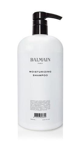 Balmain Hair Увлажняющий шампунь для наращенных волос Профессиональный 1000 мл