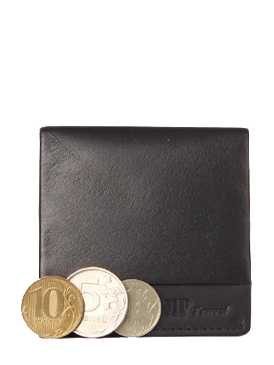 B123174 Preto - Портмоне-монетница MP