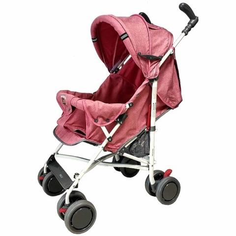 Прогулочная коляска - трость BALU S422 - Розовый (NEW)