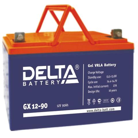 Аккумулятор тяговый DELTA GX 12-90 Xpert