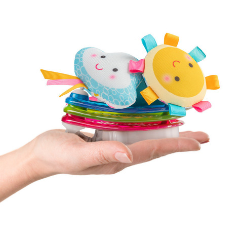 Подвесная игрушка Benbat On-the-Go Toys Grab&Go