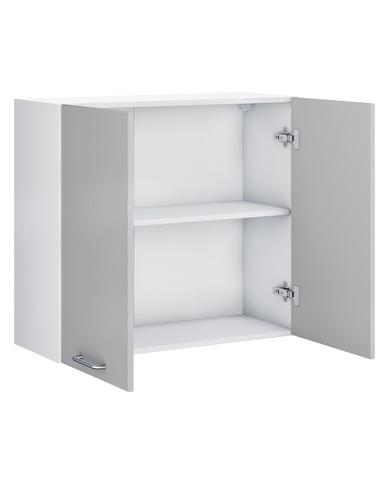 Шкаф кухонный  РИВЬЕРА  со стеклом 800