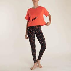 Женская футболка E21K-72M102