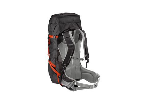 Картинка рюкзак туристический Thule Capstone 50L Тёмно-Серый/Оранжевый - 3