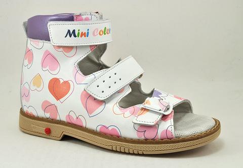 Сандалии Minicolor