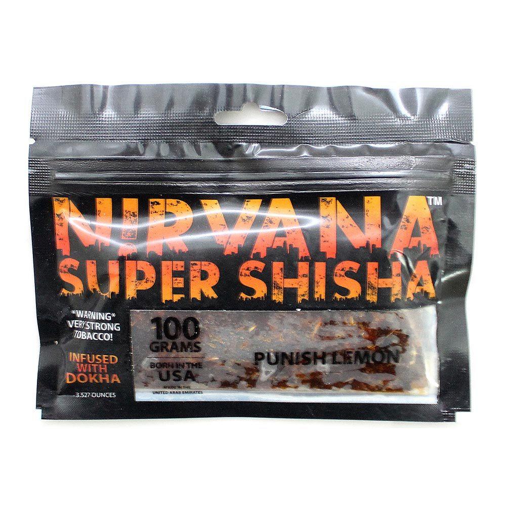 Табак для кальяна Nirvana Punish Lemon 100 гр