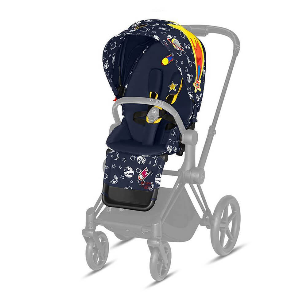 Цвета прогулочного блока Набор Cybex Seat Pack Priam III FE Space Rocket by Anna K Cybex-Priam-Seat-Pack---Space-Rocket.jpg