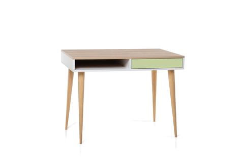 Стол LX 01 зеленый-принт
