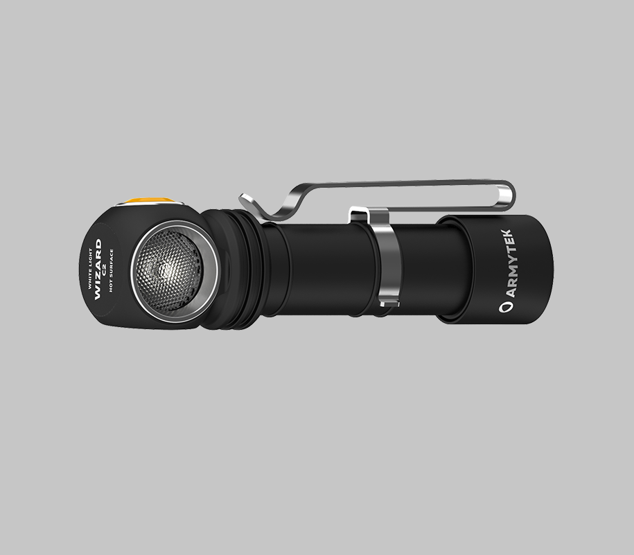 Мультифонарь Armytek Wizard C2 Magnet USB - фото 2