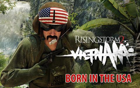Rising Storm 2: Vietnam - Born in the USA (для ПК, цифровой ключ)