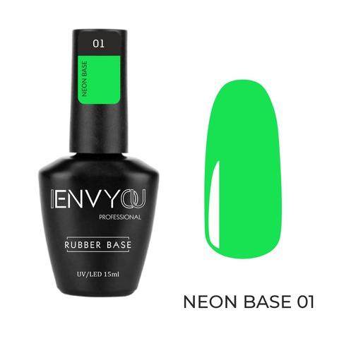 База камуфлирующая ENVY Neon Base 01 15мл