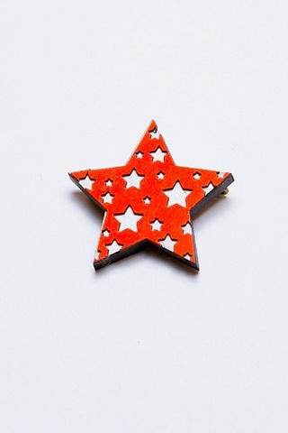Значок LITTLE STAR 2