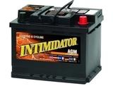 Аккумулятор Deka INTIMIDATOR 9A48  ( 12V 70Ah / 12В 70Ач ) - фотография