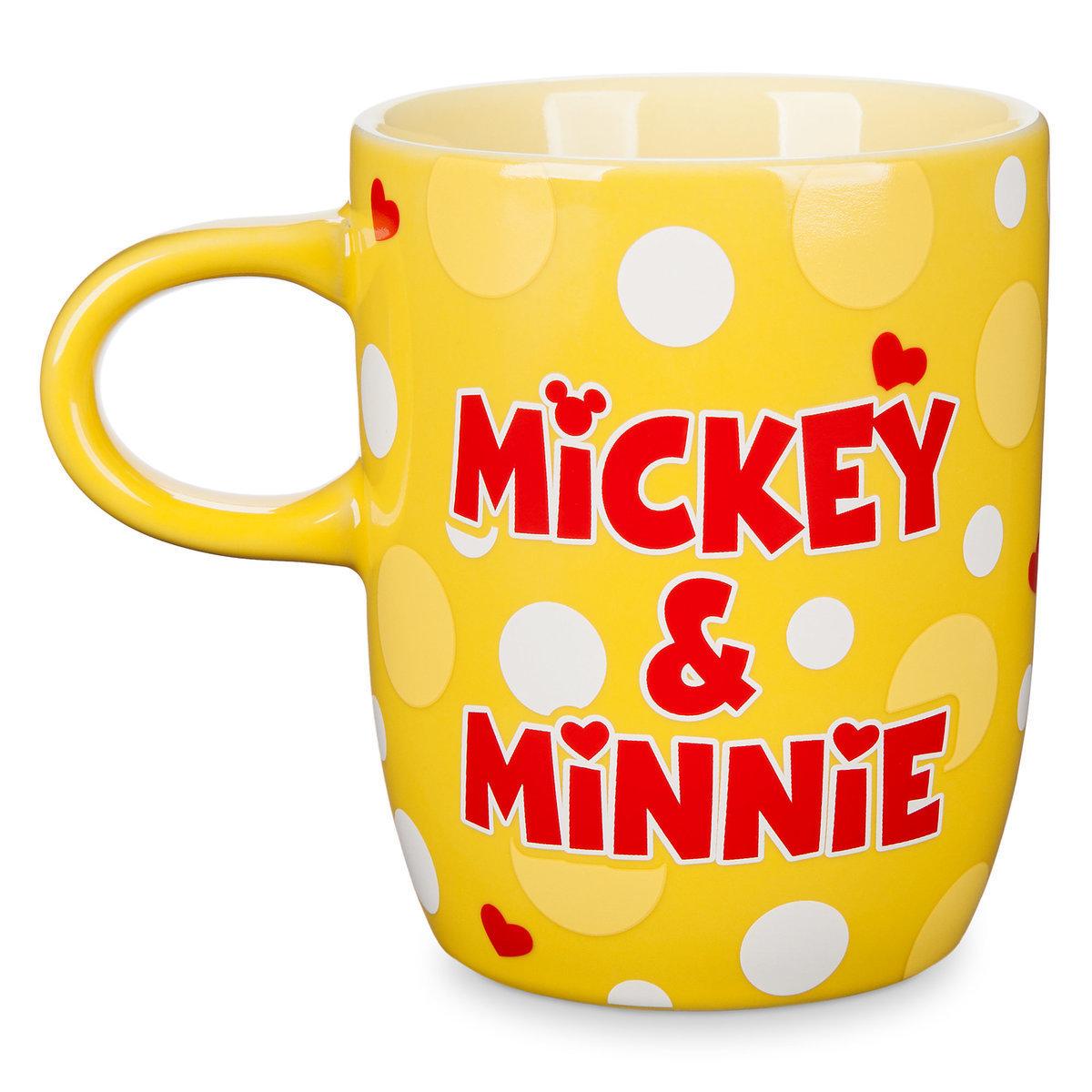 Кружка Дисней - «Микки и Минни»
