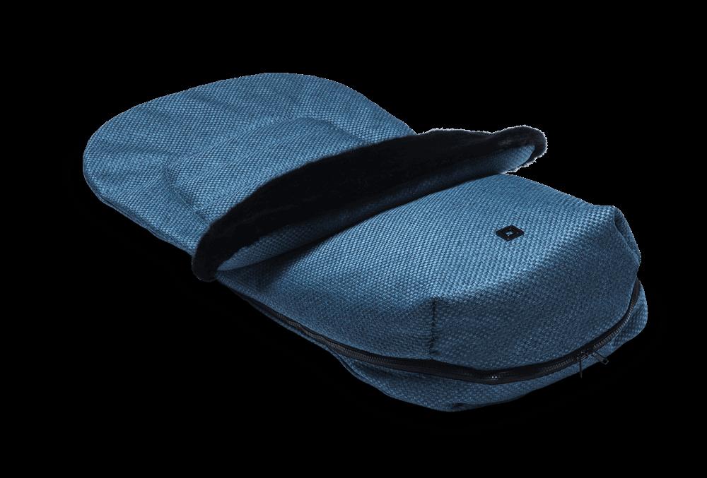 Конверты для коляски Moon Конверт в Коляску Moon Foot Muff Panama Blue (803) 2019 FUSSSACK_68000043-803_PANAMA_BLUE-27fa37a8.png