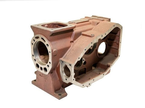 R180 Блок двигателя