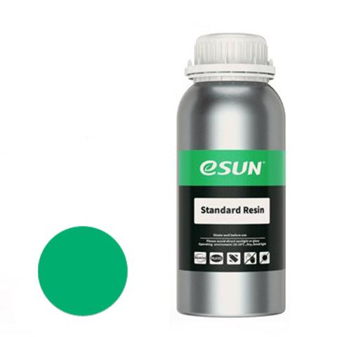 Фотополимер ESUN Standard зеленый (0,5 кг)