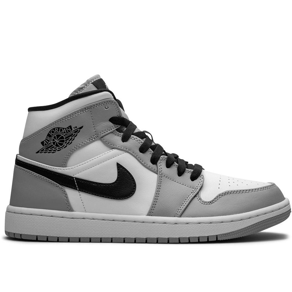 Nike Air Jordan 1 Mid Smoke Grey