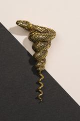 Штопор Mamba, золотой, фото 4