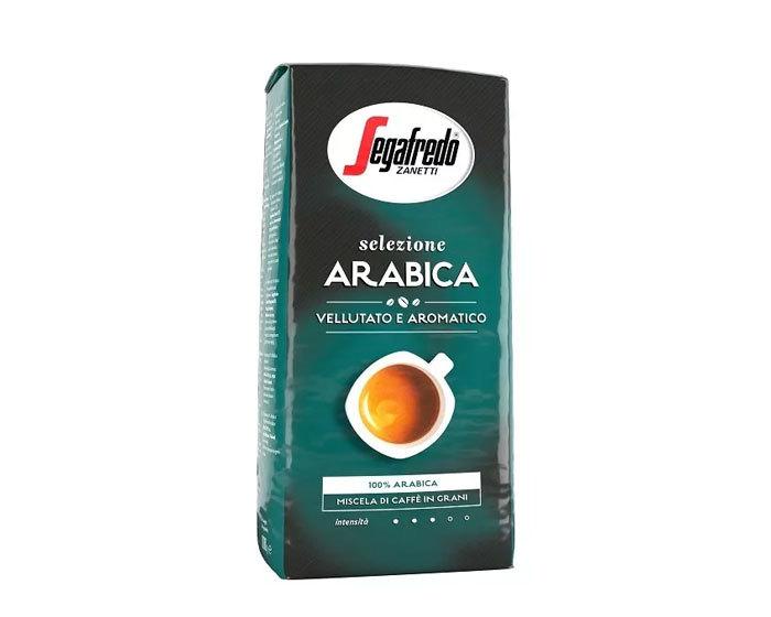 купить Кофе в зернах Segafredo Selezione 100% Arabica, 1 кг
