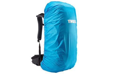 Картинка рюкзак туристический Thule Capstone 50L Тёмно-Серый/Оранжевый - 5