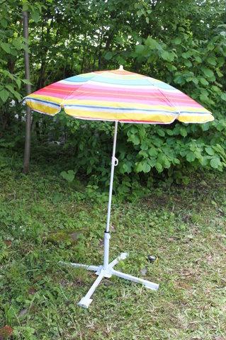 Зонт пляжный от солнца BU-028 140 см