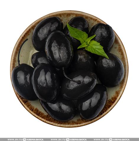 Маслины  с косточкой