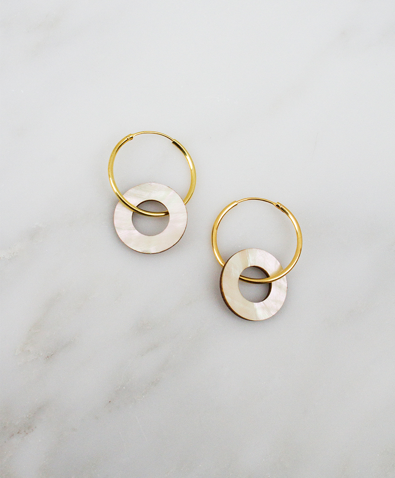 Disc-Charm-Hoops-Mother-of-Pearl