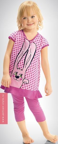 GNML323 пижама для девочек
