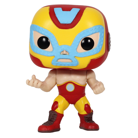 Фигурка Funko POP! Bobble: Marvel: Luchadores: Iron Man 53871