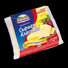 """Сыр плавленный """"Hochland"""" маасдам, 150 г"""
