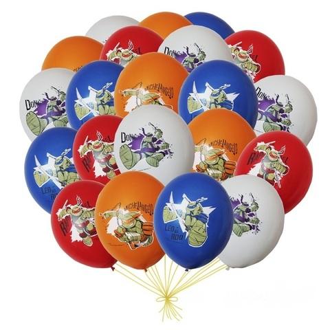 Воздушные шары Черепашки Ниндзя