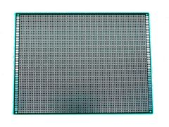 Макетная плата под пайку 15х20 см