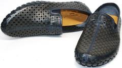 Летние мужские туфли с перфорацией  Vasari trend Firenze N-1937 2074.