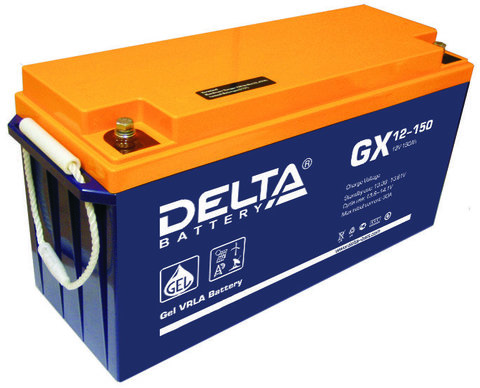 Аккумулятор тяговый DELTA GX 12-150 Xpert