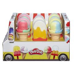 Play-Doh Ice Pop N Cones Ass.