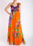 Платье длинное MARIA GRAZIA SEVERI