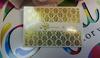 Фольга для дизайна ногтей цвет золото 22 купить за 120руб