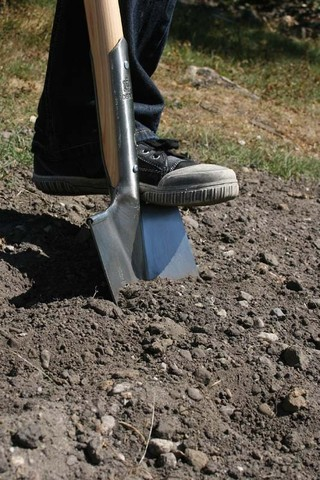Лопата садовая IDEALSPATEN